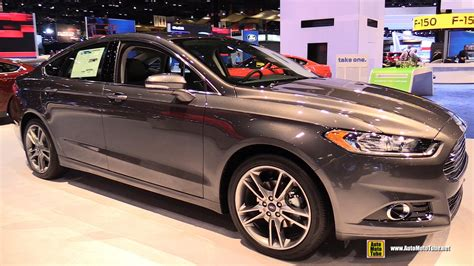 2015 Ford Fusion Titanium by 2015 Ford Fusion Titanium Exterior And Interior
