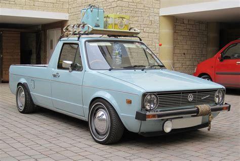 vintage volkswagen rabbit vw caddy pickup google search vw rabbit trucks