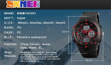 Skmei Sport Led Ad1192 skmei jam tangan digital analog pria ad1198 black blue