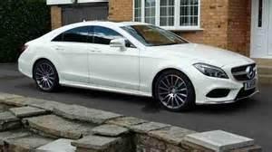 Cls 2 Door Coupe by 2015 Mercedes Cls Cls 220 Bluetec Amg Line Premium 7g