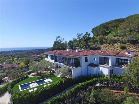 ronald and nancy s pacific palisades la home is on