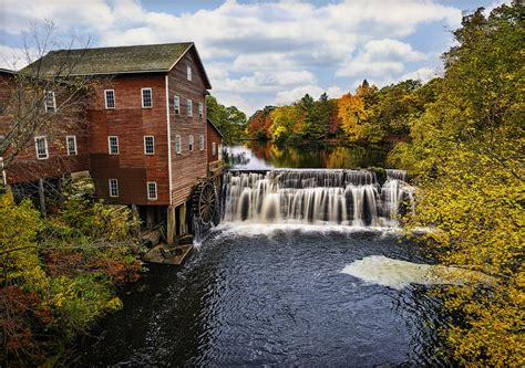 wi fall colors wisconsin fall colors dells mill i drove through