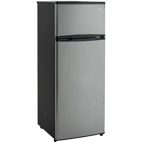 Apartment Size Fridge At The Brick Choose The Ra752pst Avanti 7 6 Cu Ft Two Door Apartment