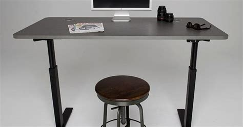 ikea automatic standing desk the most affordable quot automatic quot standing desk stand desk