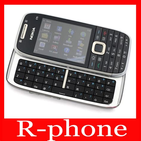 Nokia Keyboard Qwerty aliexpress buy original nokia e75 mobile phone 3g wifi unlocked qwerty keyboard slider