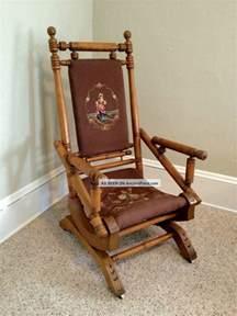 Wicker Rocking Chair Nursery » Home Design