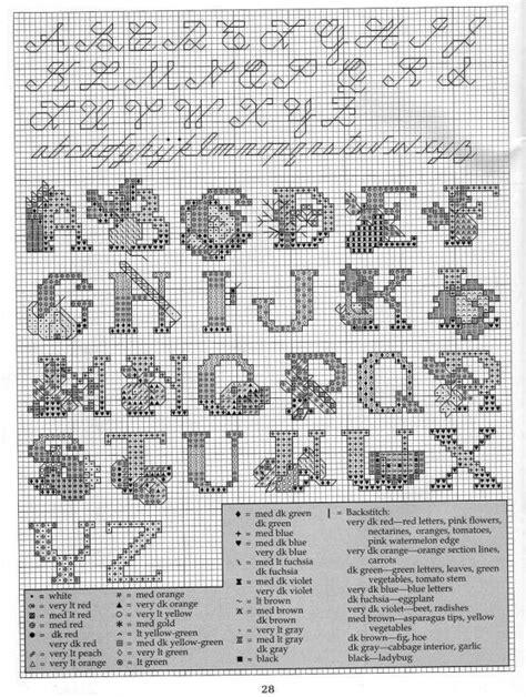design of font crossword clue 17 best images about alphabets cross stitch backstitch