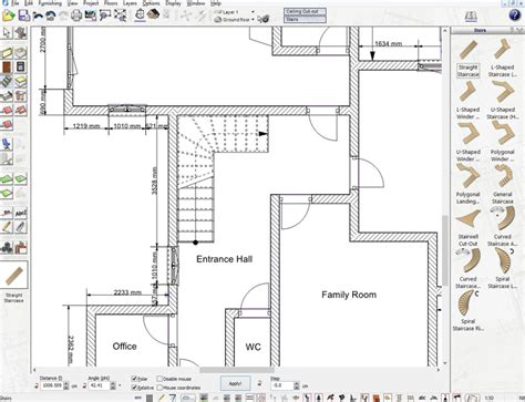 software draw floor plan floor plan designer for small house plans property