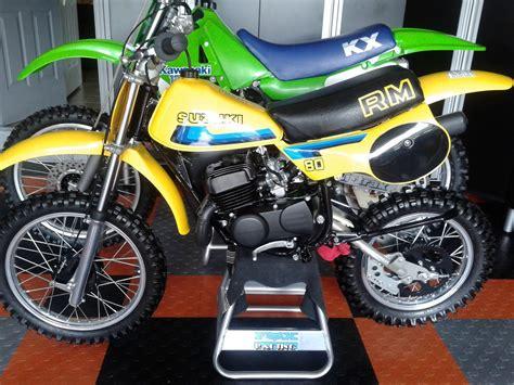 1980 Suzuki Rm80 Suzuki Rm80 1980 Project School Moto Motocross