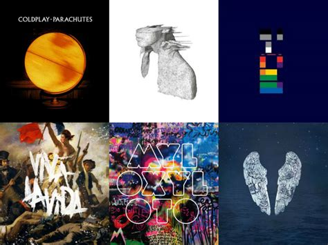 coldplay discography 301 moved permanently