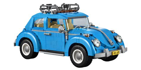 volkswagen build your own build your own beetle with this lego creator beetle kit