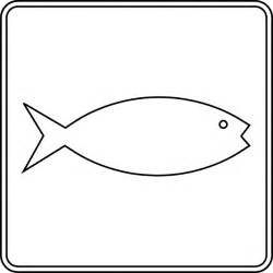 Fish Outline by Fish Outline
