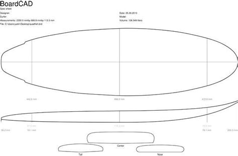 windsurfer template design your own board windsurfing forums page 1