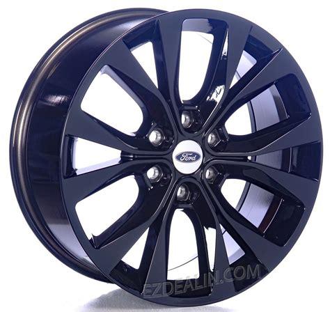 2018 ford f150 rims new 20 inch 04 2018 ford f150 xlt fx2 fx4 gloss black