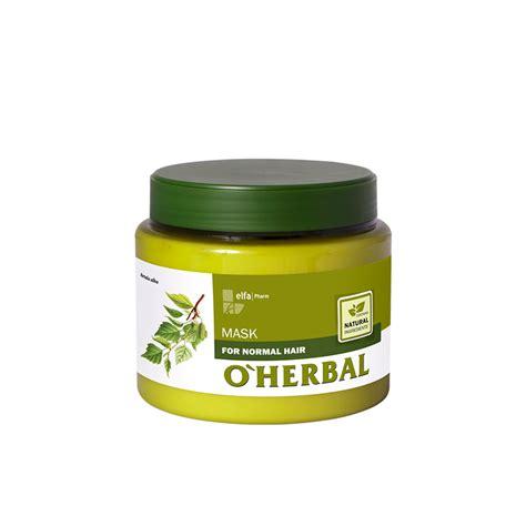 Herbal Mask o herbal normal hair birch extract hair mask 500 ml 163 3 25