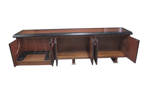 ori furniture cost monteverdi young credenza with leather accents a pull