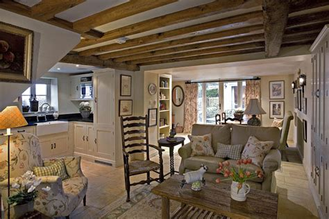 Cottage Home Interiors by Modern Country Style Cotswold Cottage House Tour