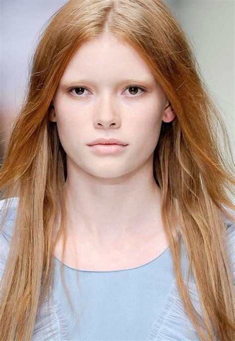 natural redhead eyebrows beyaz tenlilere yakışan sa 231 renkleri vanilyaclub com