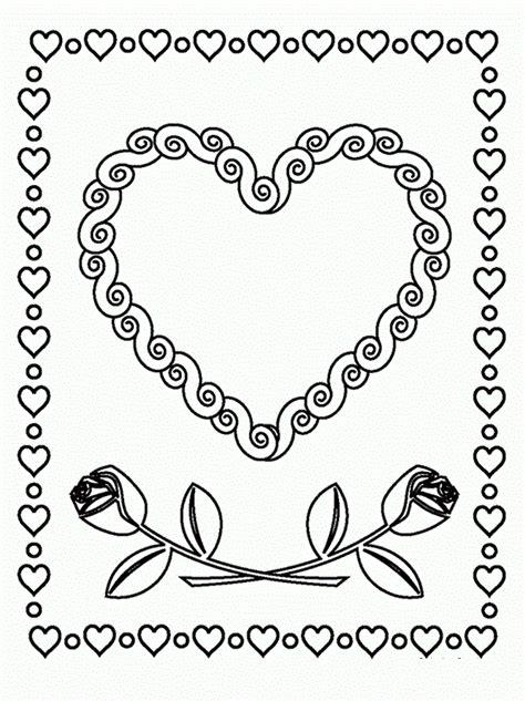 imagenes de amor y amistad para adultos 74 corazones de amor para pintar imprimir descargar y