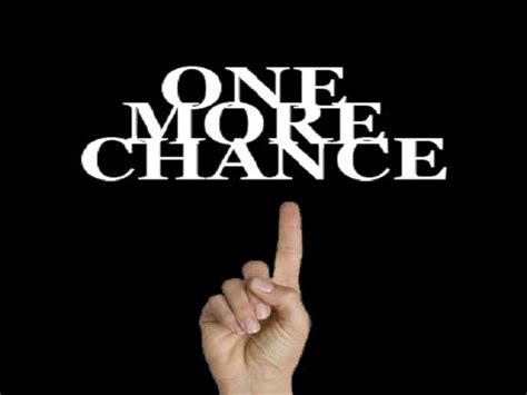 Chance One wteejay one more chance prod d 360nobs