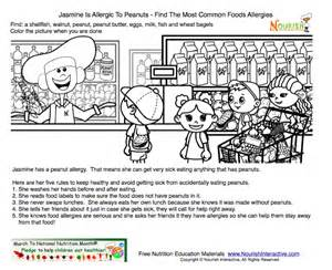 food allergy awareness campaign and peanut free giveaway facts about childrens food allergies