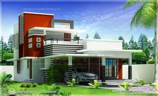 Contemporary Style House Indian House Plans