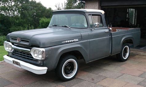 57 Ford Truck by 57 60 F100 Lowered Slammed Pics Specs Ford Truck