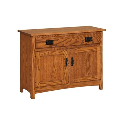 Mission Cabinets by Mission Cabinet Console Amish Mission Cabinet
