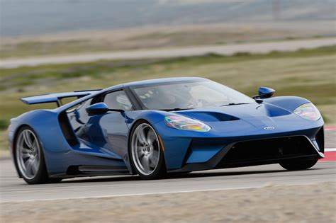 ford supercar gt by car magazine