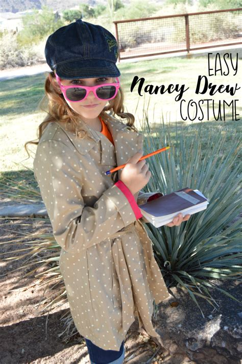 Look At The Nancy Drew by Easy Nancy Drew Costume Mine For The