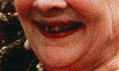 judi dench has bad teeth can you identify the owners of these movie mouths film