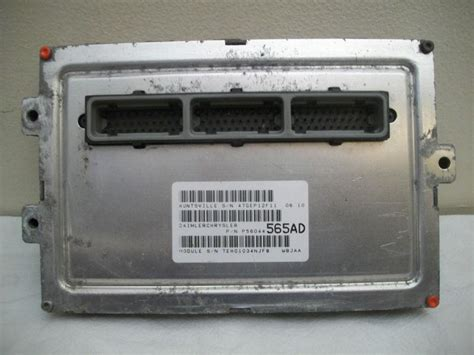 Pcm Jeep Grand Find 04 Jeep Grand Pcm Ecm Ecu Pcu P56044 565ad