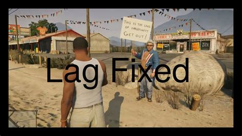 Mod Gta 5 No Lag | how to fix graphic lags low fps in gta v gta 5 grand theft