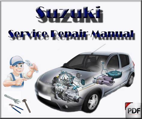 car repair manuals online free 2007 suzuki sx4 electronic valve timing suzuki sx4 2007 factory service repair manual download manuals a