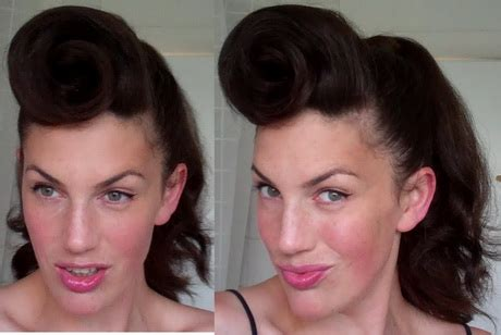 hairstyles in the 40 s and 50 s hairstyles 40s 50s