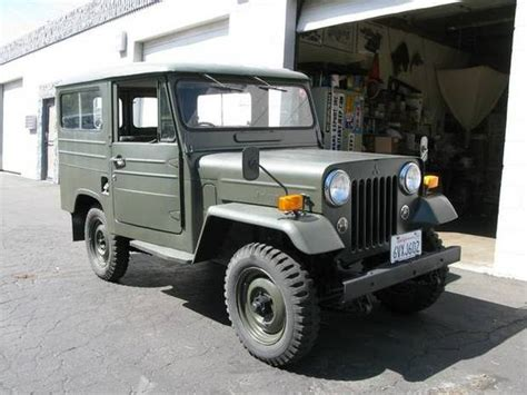 jdm jeep 1974 mitsubishi j20c bring a trailer