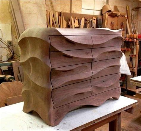 unusual woodworking projects  peak  curiousity cut  wood