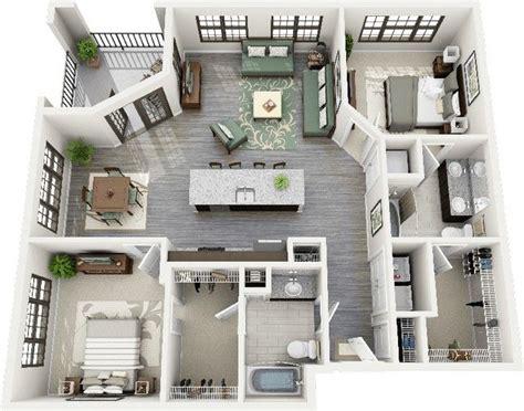 dormitorio de apartamento apartamentos and dormitorios on 16 best images about planos de casas on pinterest house