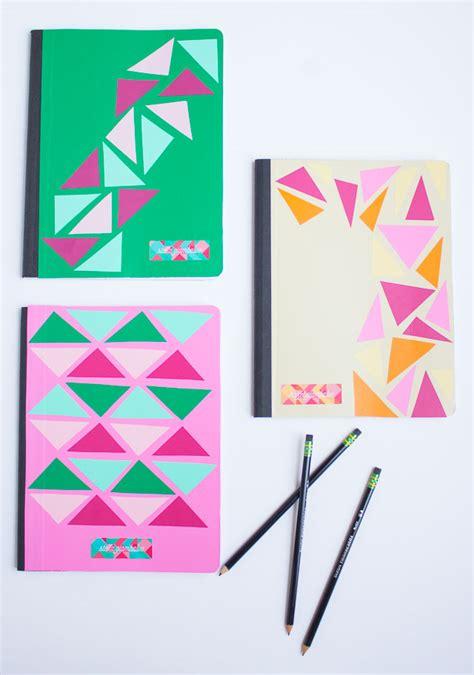 splendid ideas    decorate  notebook