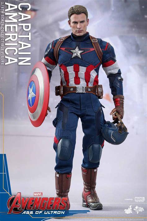 film action amerika avengers age of ultron captain america figure revealed
