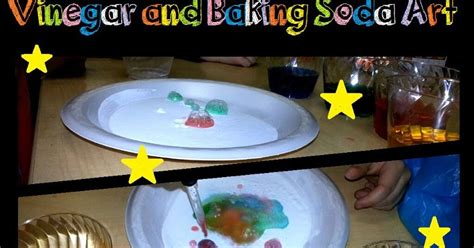 baking crafts for crafts for kiddos vinegar and baking soda mini