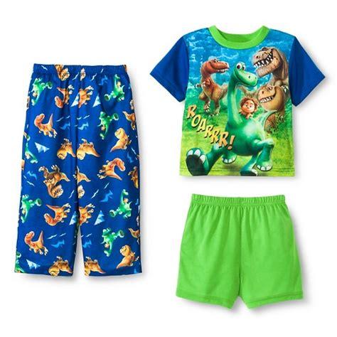 toddler dinosaur pajamas the dinosaur toddler boys 3pc pajama set ebay