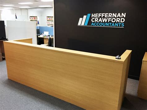 Wrap Desk by Furniture Interior Wraps For Offices Receptions Melbourne