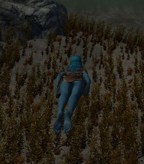 Mermaid Ls by Mermaid Project Swim Animation At Skyrim Nexus Mods And Community