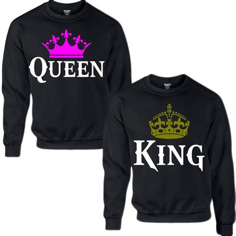 Help Me Design My Bathroom king and queen couple crewneck sweatshirt from teee shop