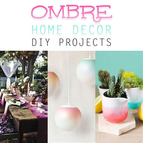 copper home decor diy projects the cottage market ombre home decor diy projects the cottage market