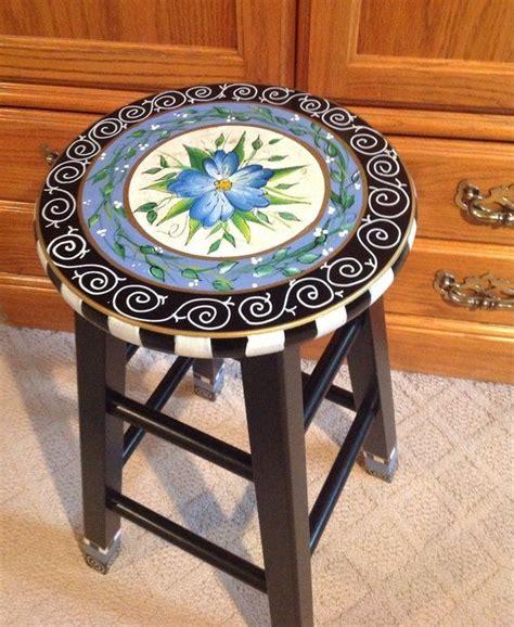 best 20 hand painted stools ideas on pinterest 17 best ideas about hand painted stools on pinterest