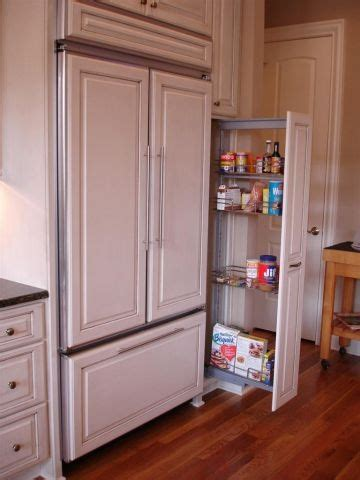 built in refrigerator cabinet cabinet covered built in refrigerator dream home