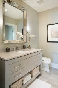 Decorating Ideas For A Bathroom Vanity 25 Best Bathroom Ideas On Grey Bathroom Decor