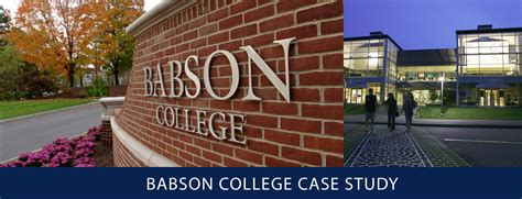 Babson Mba Location by Ezmaxmobile Study Babson College Interpro Solutions
